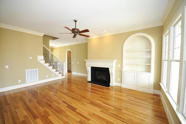 Apartment Handover: Wood work